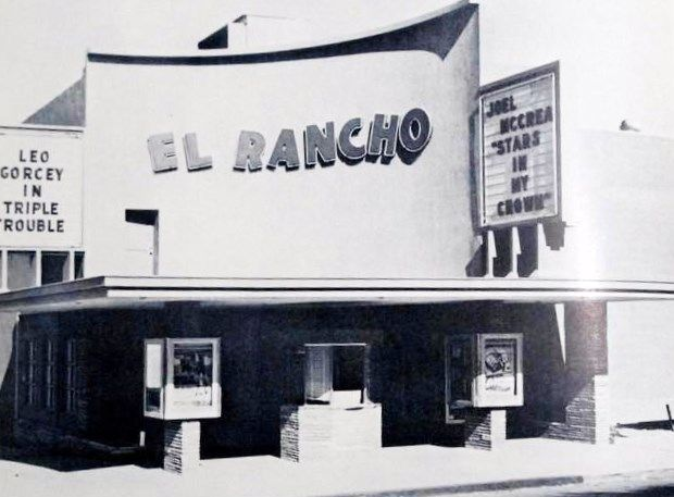 El Rancho Theater Victorville, Ca. Victorville