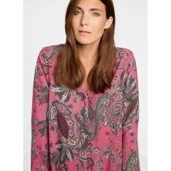 Photo of Longbluse mit Paisleyprint Pink Gerry Weber