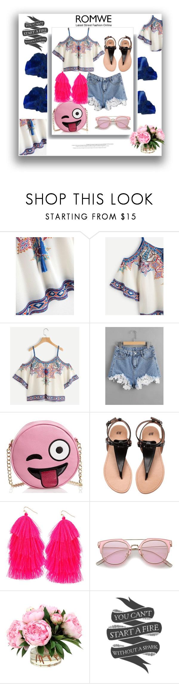 """""""Untitled #626"""" by selmabjelic ❤ liked on Polyvore featuring Olivia Miller, Humble Chic and Native State"""