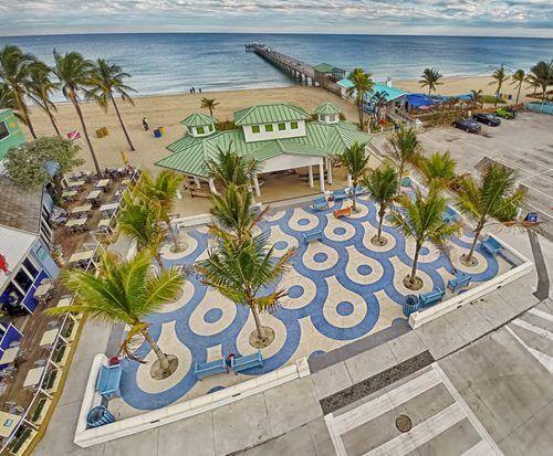 Lauderdale By The Sea Revamps Its Super Quaint Downtown Fort Lauderdale By The Sea Lauderdale By The Sea Lauderdale
