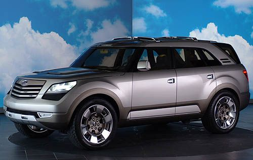 2018 Kia Borrego Colors Release Date Redesign Price S Aged But Trustworthy Mid Size Suv Proceeds To March On As