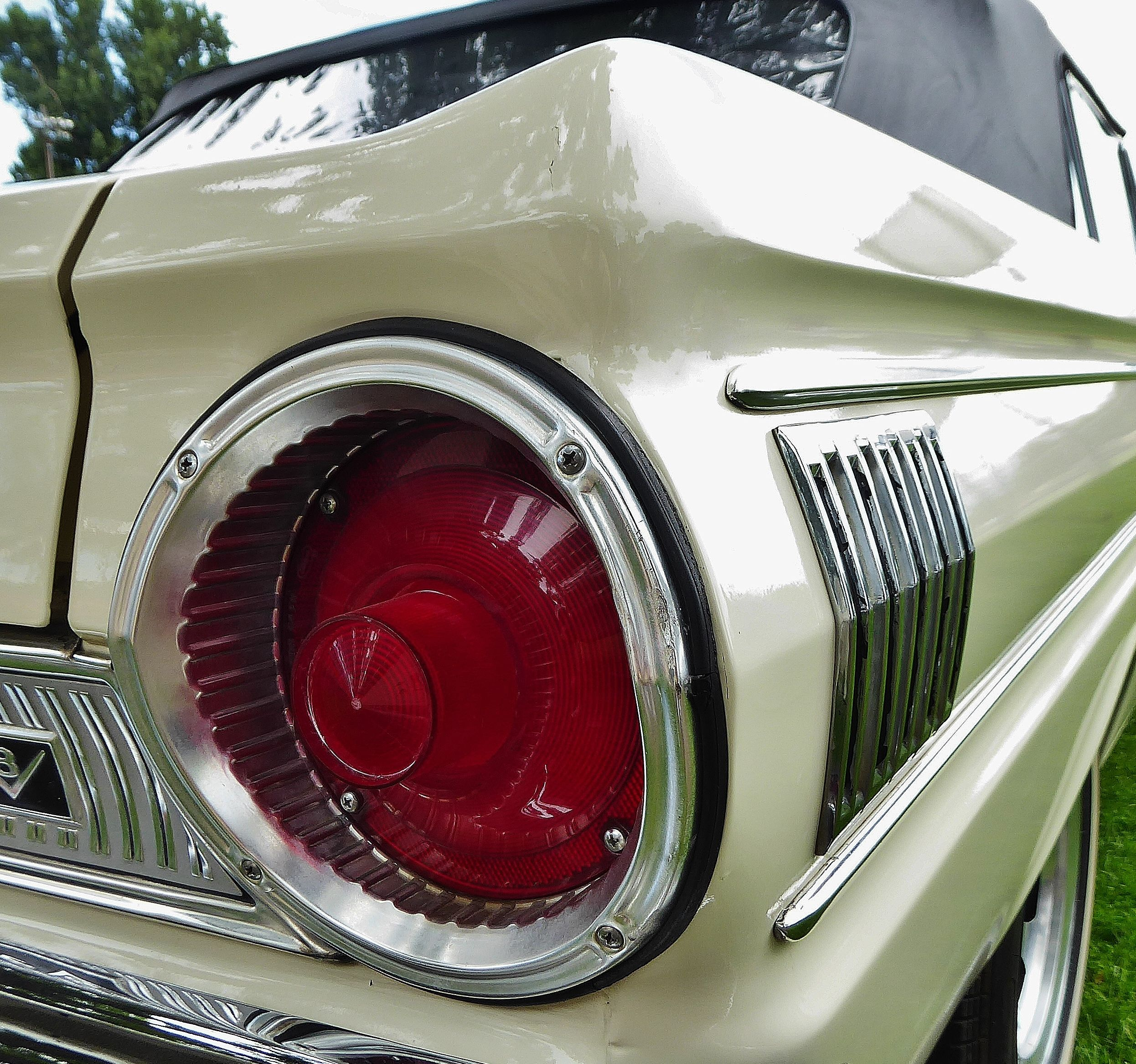 1964 Ford Falcon Tail Light Photography By David E Nelson 2019 Ford Falcon Classic Cars Tail Light
