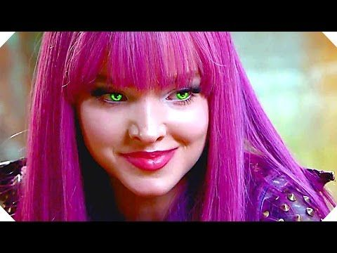"DESCENDANTS 2 - ""UMA Versus MAL Battle !"" - Clip (2017) Kids. New MoviesDisney ..."
