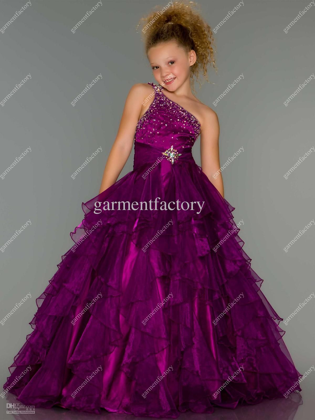 24 best ideas about Pageant dresses for girls on Pinterest | Girls ...