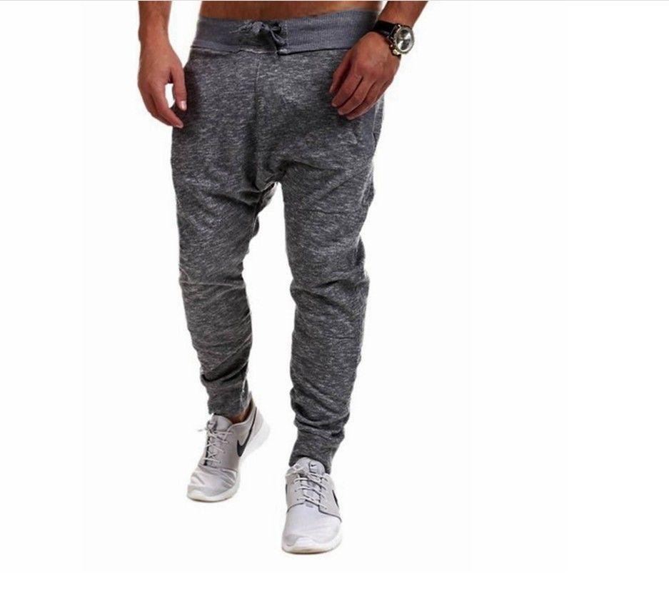 6fe2449884a harem pant men 2017 casual pantalon homme hip hop joggers fashion trousers  sweatpants fitness brand clothing