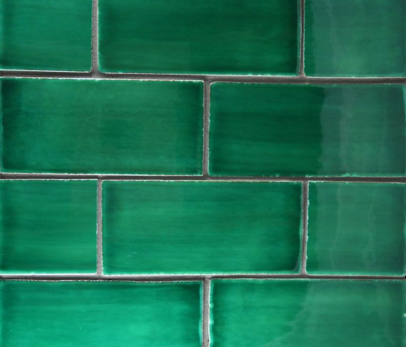 Emerald Green Tile