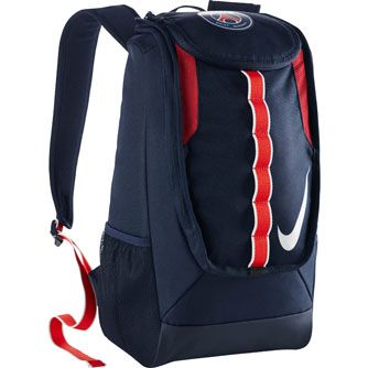 3d731ccd4841b Nike PSG Backpack. Perfect gift for the Paris fan! Buy it from  www.soccerpro.com.