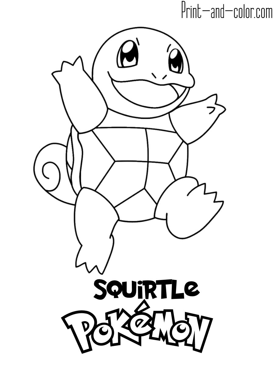 Pokemon Coloring Templates pokemon coloring pages, pokemon