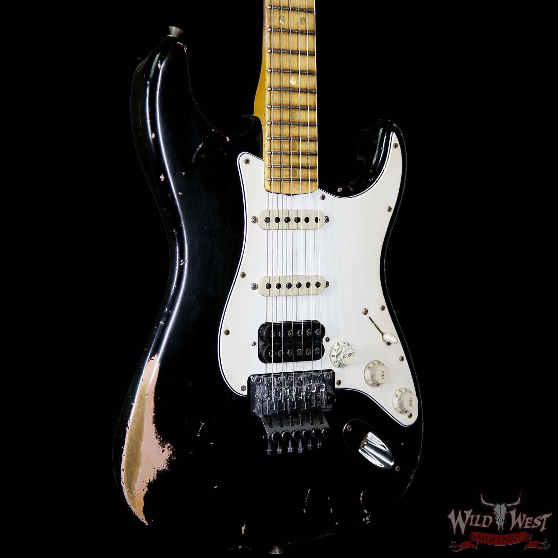Fender Custom Shop Masterbuilt 1966 Stratocaster Floyd Rose Relic