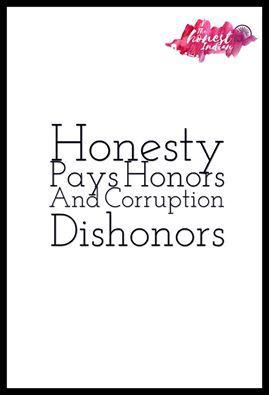 #HonestIndianSays   #HonestIndian