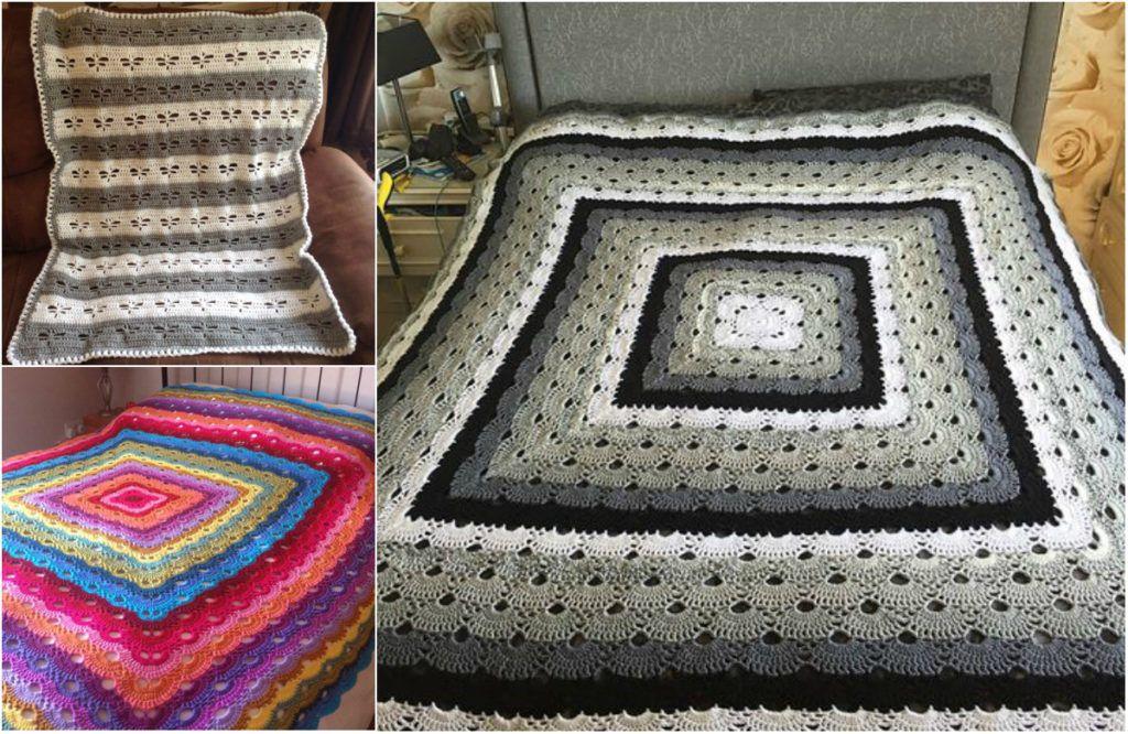 photo regarding Virus Blanket Pattern Free Printable known as Pin upon Crochet Pleasurable