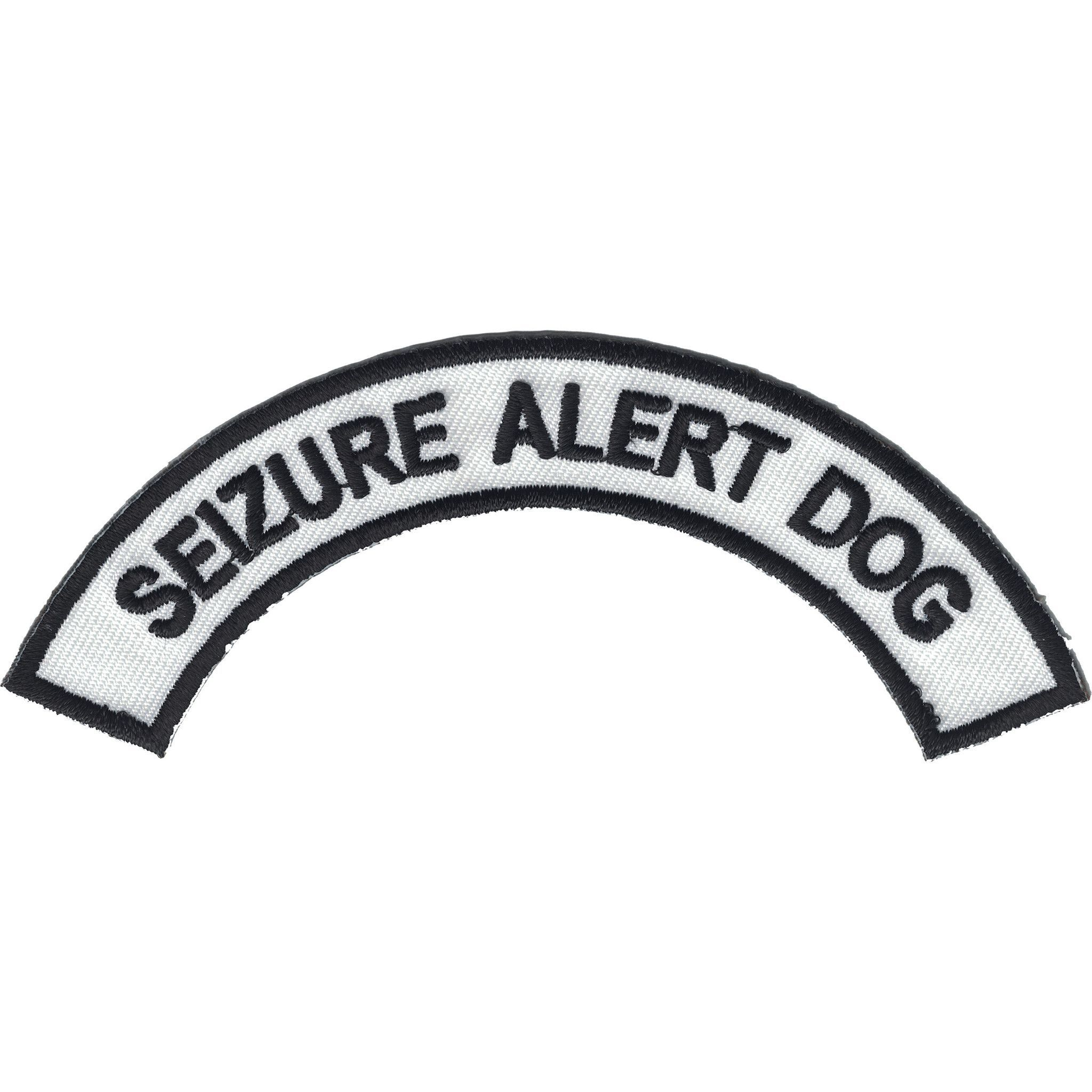 Patch Seizure Alert Dog Service Dogs Dog Training Seizures