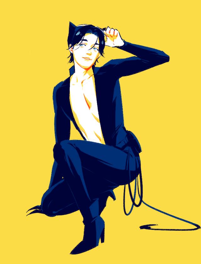 Paperdollteeth on tumblr)   batfam    Tim drake, Anime, Fictional