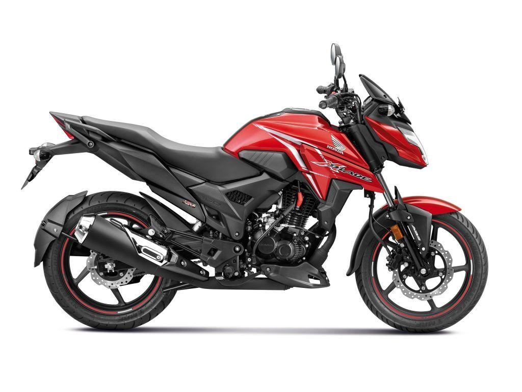 Honda Xblade Bs6 Launched At 1 06 Lakh In 2020 Honda Bike News Honda S