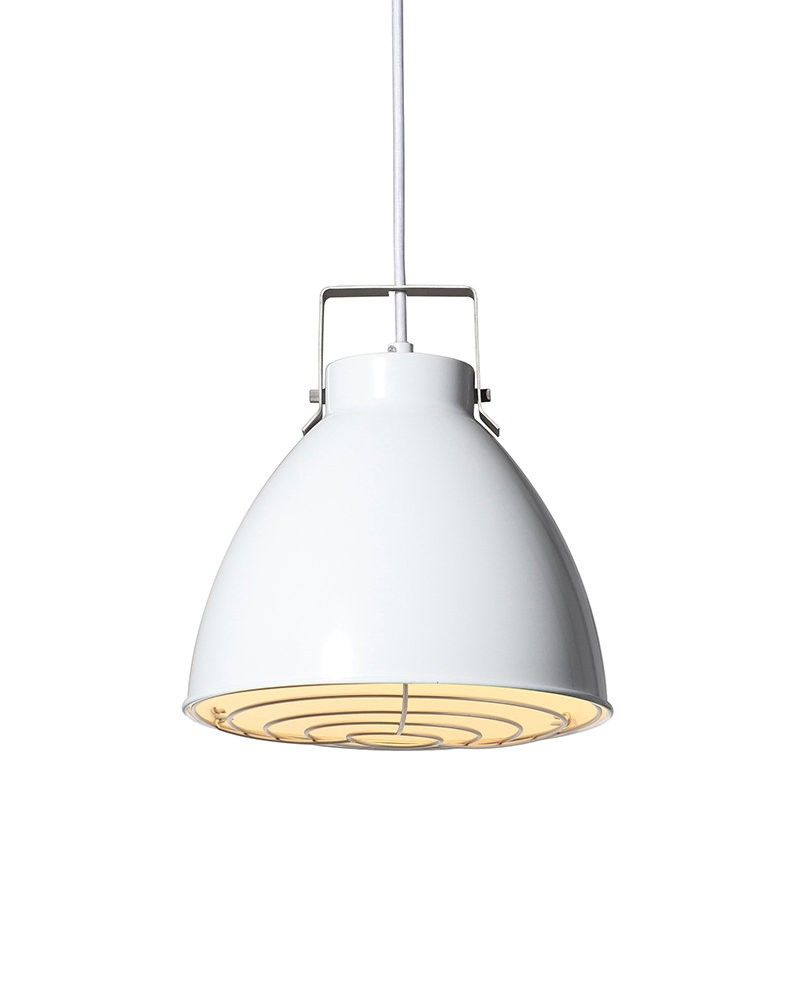 Modern Style Pendant Light With Bowl Shaped Shade