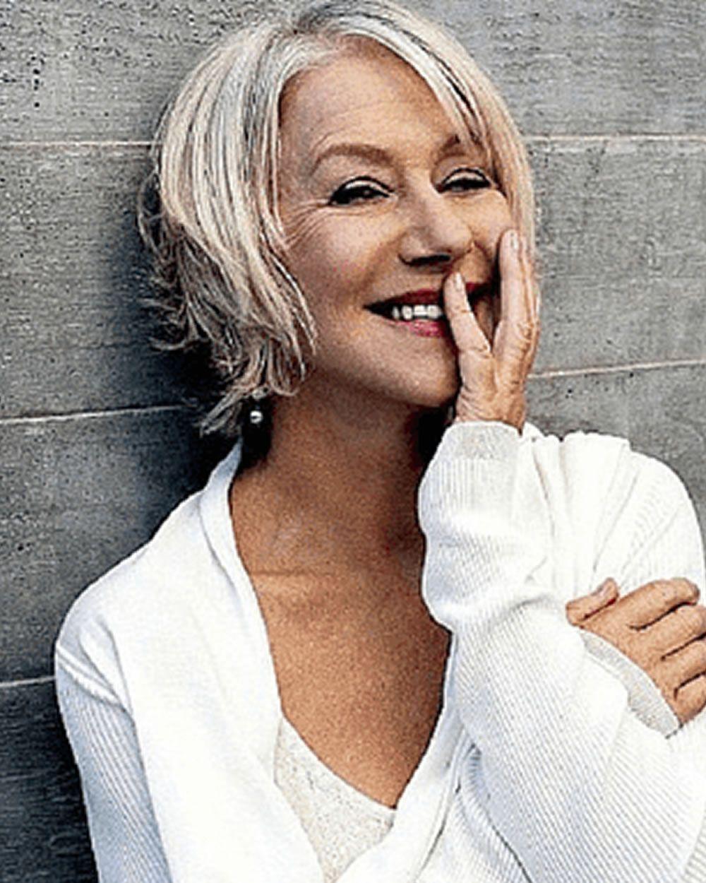 2018 Die Besten Frisuren Für ältere Frauen über 50 Bis 60 Bobs