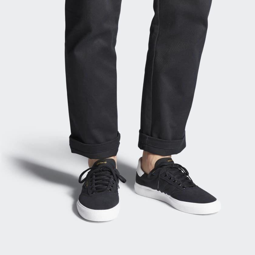 competitive price 04529 d52d4 3MC Vulc Shoes Core Black  Cloud White  Core Black B22703