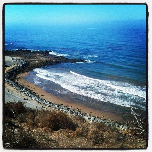 Cruise To Hawaii From California: Royal Palms State Beach/ San Pedro California