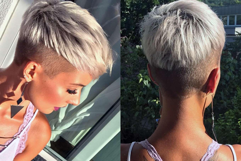 Frisuren Fur Damen Frisuren Stil Haar Kurze Und Lange Frisuren Schone Frisuren Kurze Haare Frisuren Kurze Haare Blond Kurze Haare Frisur Ideen
