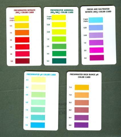 Pin Api Freshwater Master Test Kit Color Chart On Pinterest Fresh Water Chart Color Chart