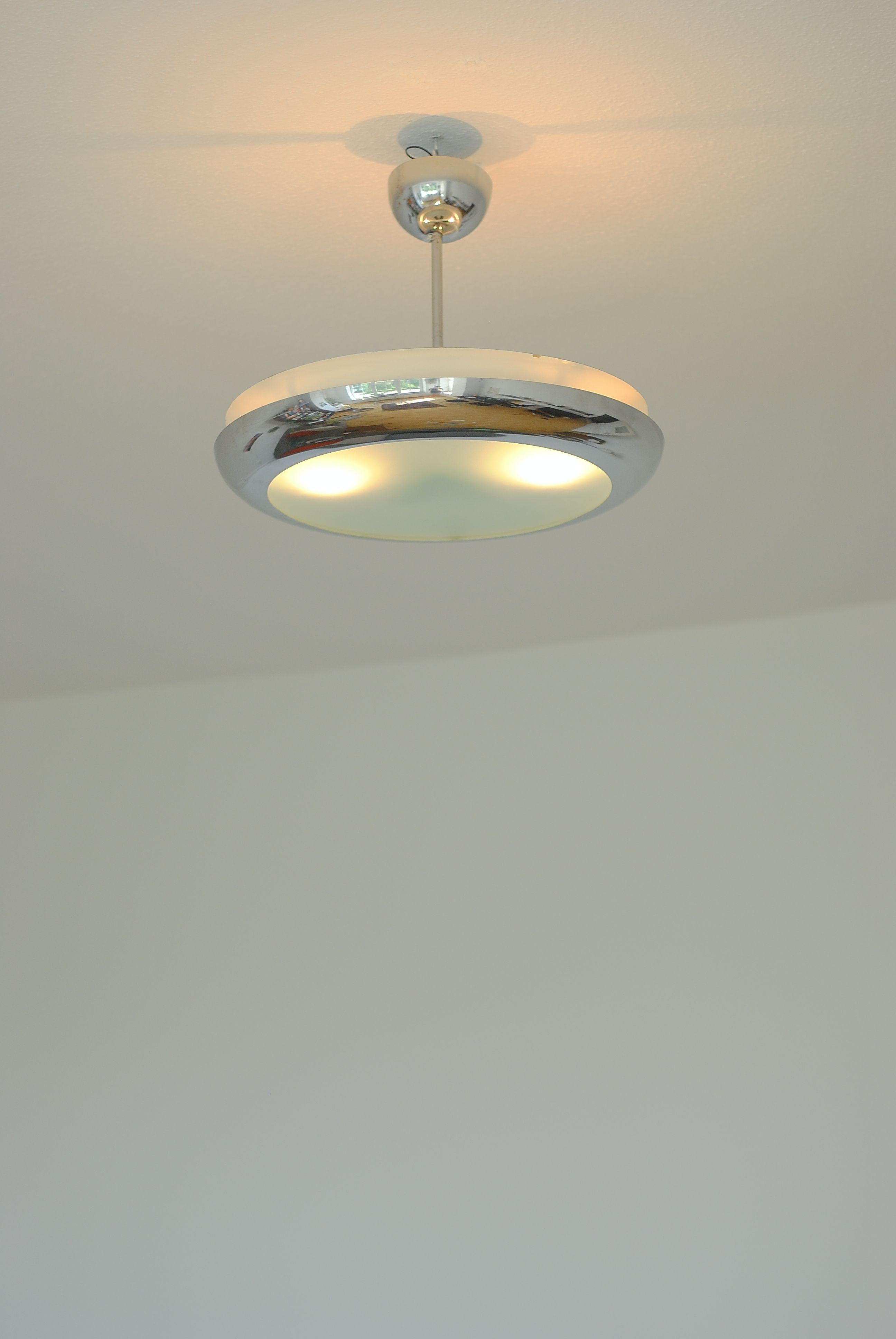 Bauhaus Lamp Design Josef Hurka For Napako Raum