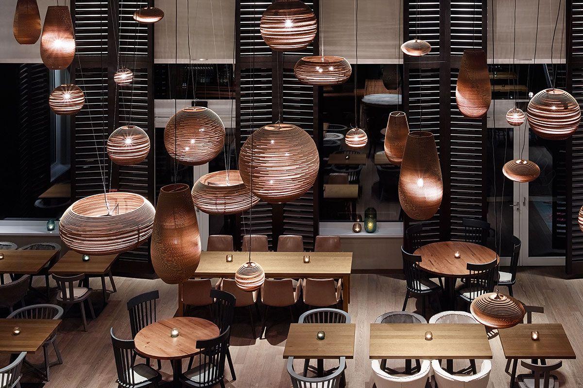 Schon Motel One München U2013 »Campus Restaurant« · Restaurant MünchenDeckenEinrichtungCafé  DesignInnenarchitekturRestaurant ...