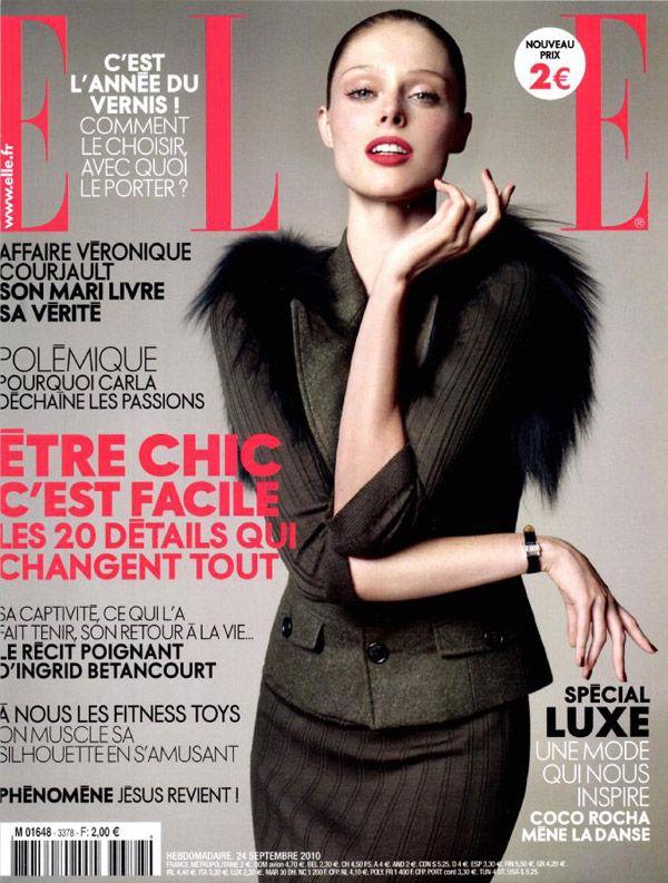 Elle France, September 2010.