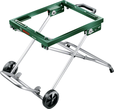 PTA 2000 , Mobiel onderstel , Maak uw stationaire zaag mobiel – het mobiele onderstel PTA 2000 voor Bosch tafelcirkelzaag en trekzaag
