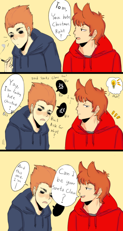 tomtord | Tumblr | Eddsworld | Comic pictures, Tomtord comic