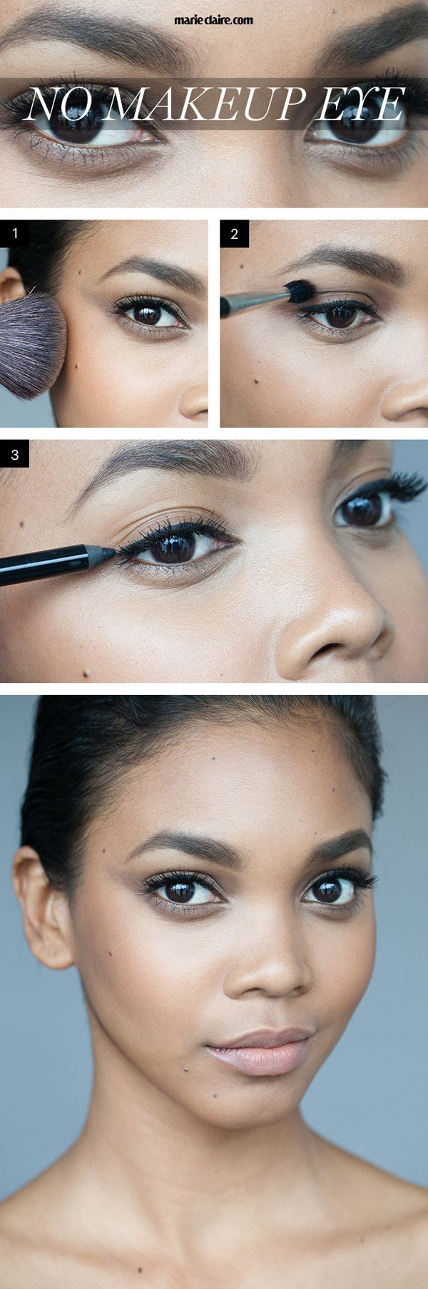 How to Do the NoMakeup Makeup Look the *Right* Way