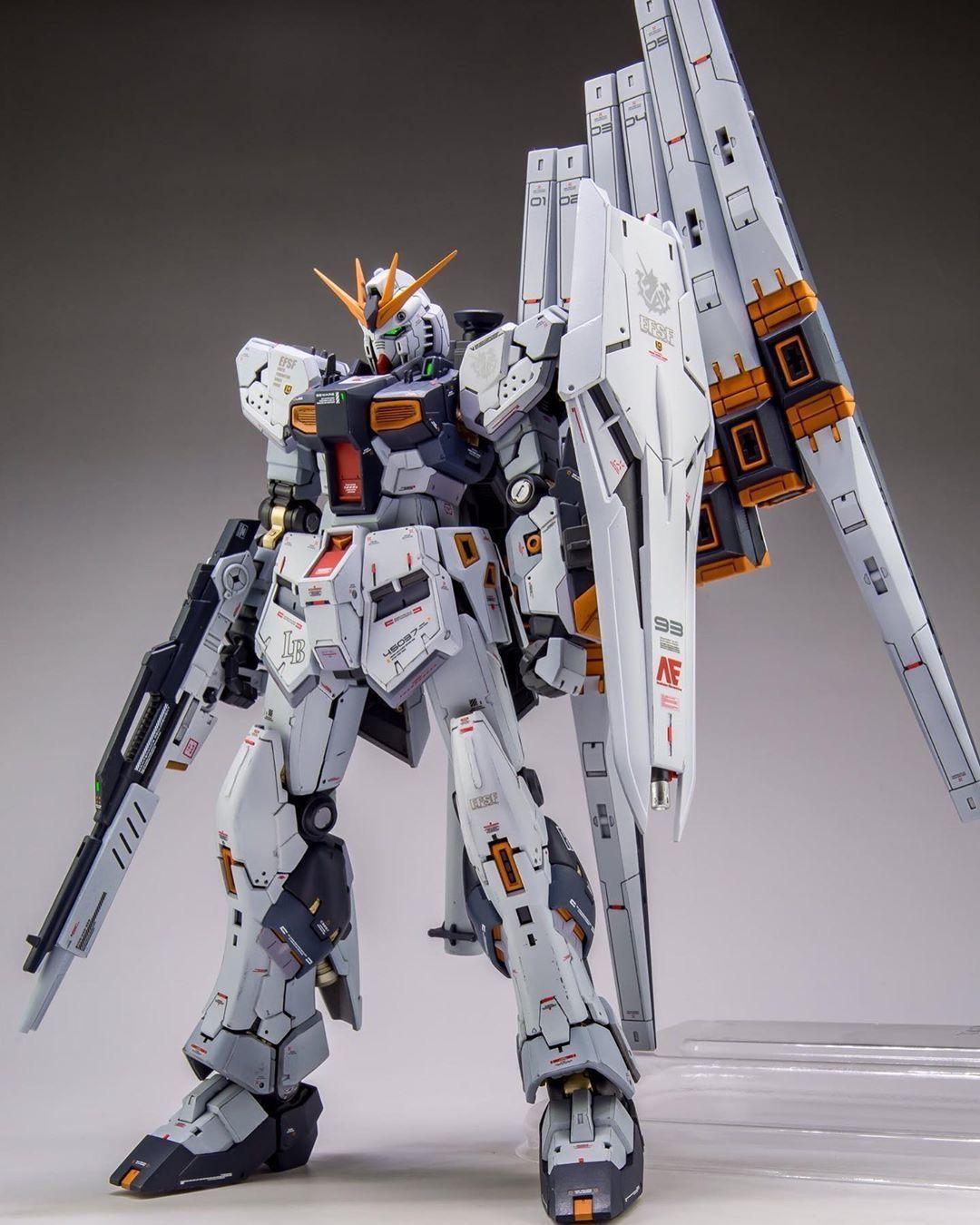 Pin on Real Grade (RG) Gundam