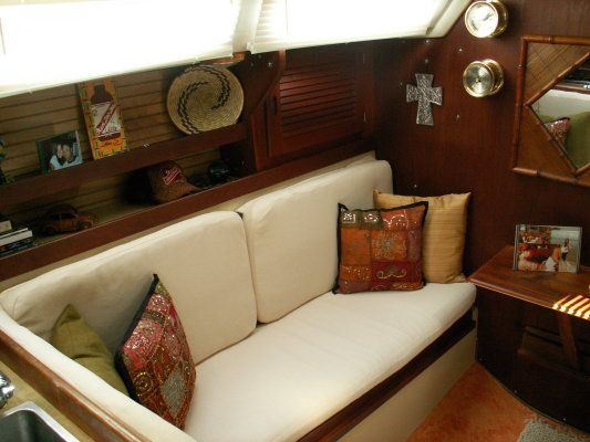 Information About Rate My Space Boat Interior Sailboat Decor