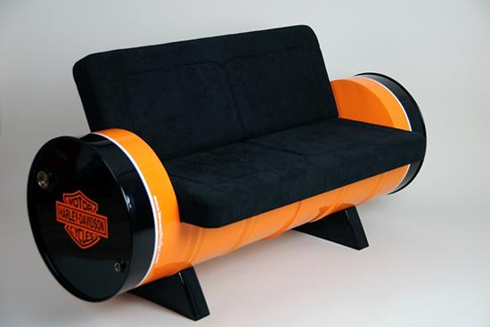Desain sofa unik dari drum bekas 1000+ Inspirasi Desain