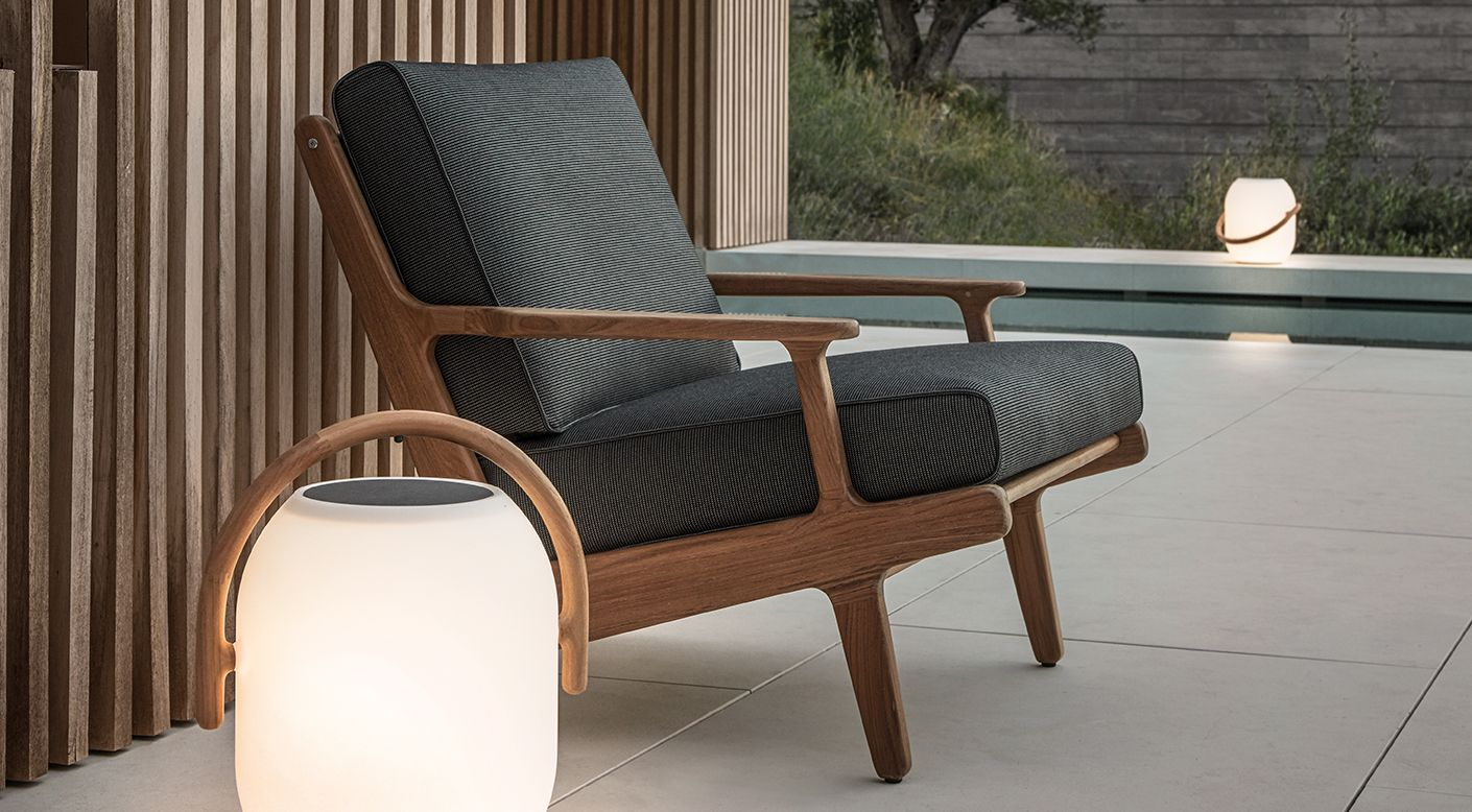 Gloster Bay Collection Modern Luxury Outdoor Furniture Gloster Luxury Outdoor Furniture Gloster Furniture Furniture