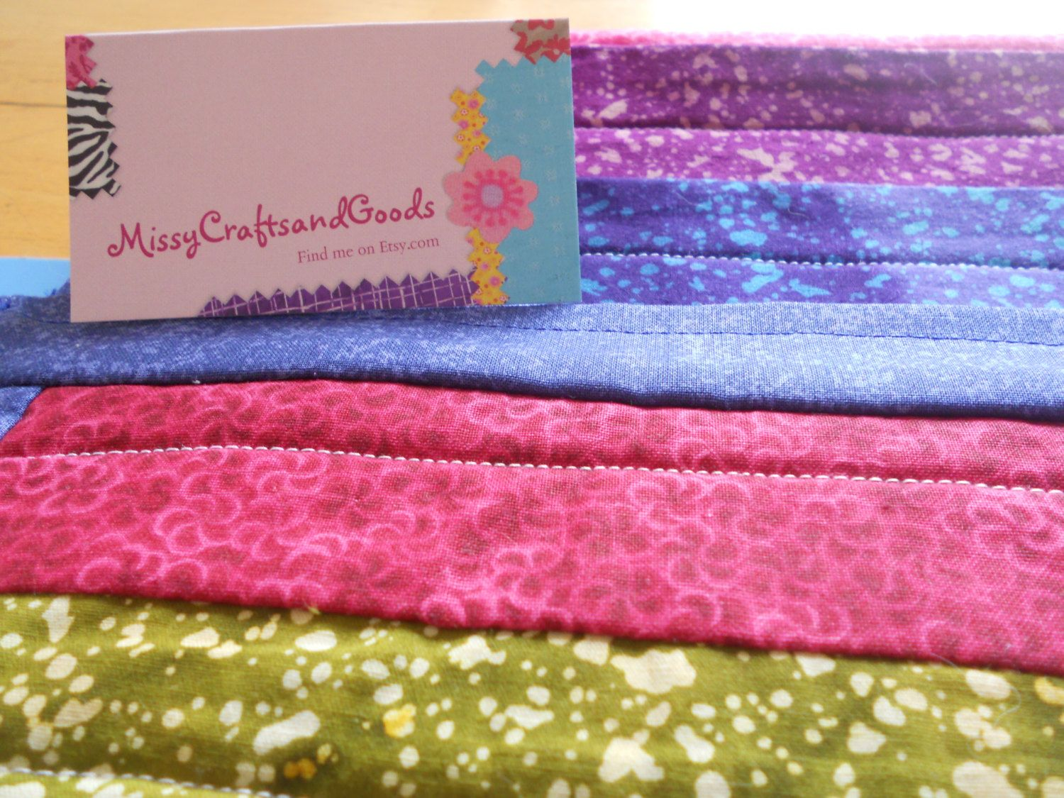 Flannel fleece blanket  Lap Quilt Wild colors Jelly Roll quilt Beautiful bright fun colors