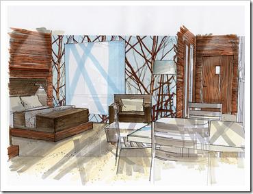 Interior Rendering by Michelle Morelan I N T E R I