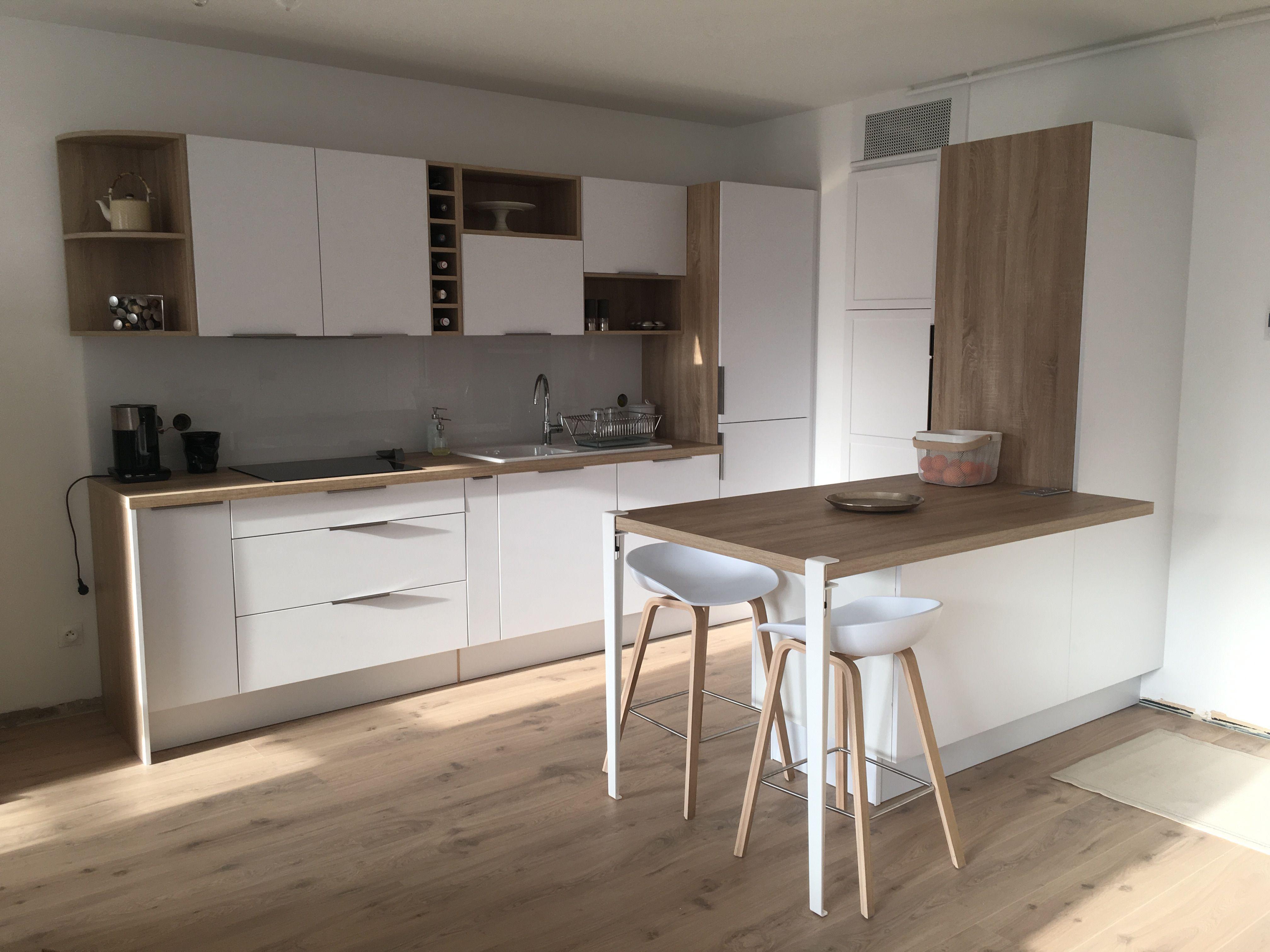 Plan De Travail Sur Pied.Pied Pour Plan De Travail 90cm Cuisine Kitchen En 2019