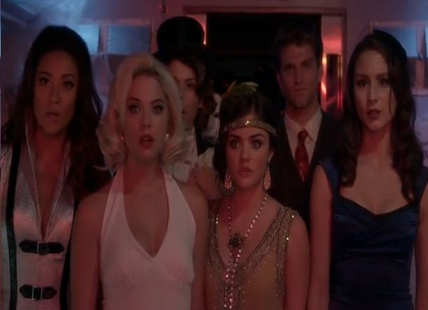 pretty little liars season 3 episode this is a dark ride - Halloween Episodes Of Pretty Little Liars