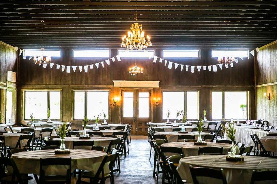 Barn Wedding Venue, Michigan. Indoor / Outdoor. The Barn