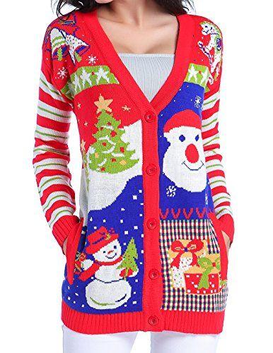 d50a23f0e Women Christmas sweater