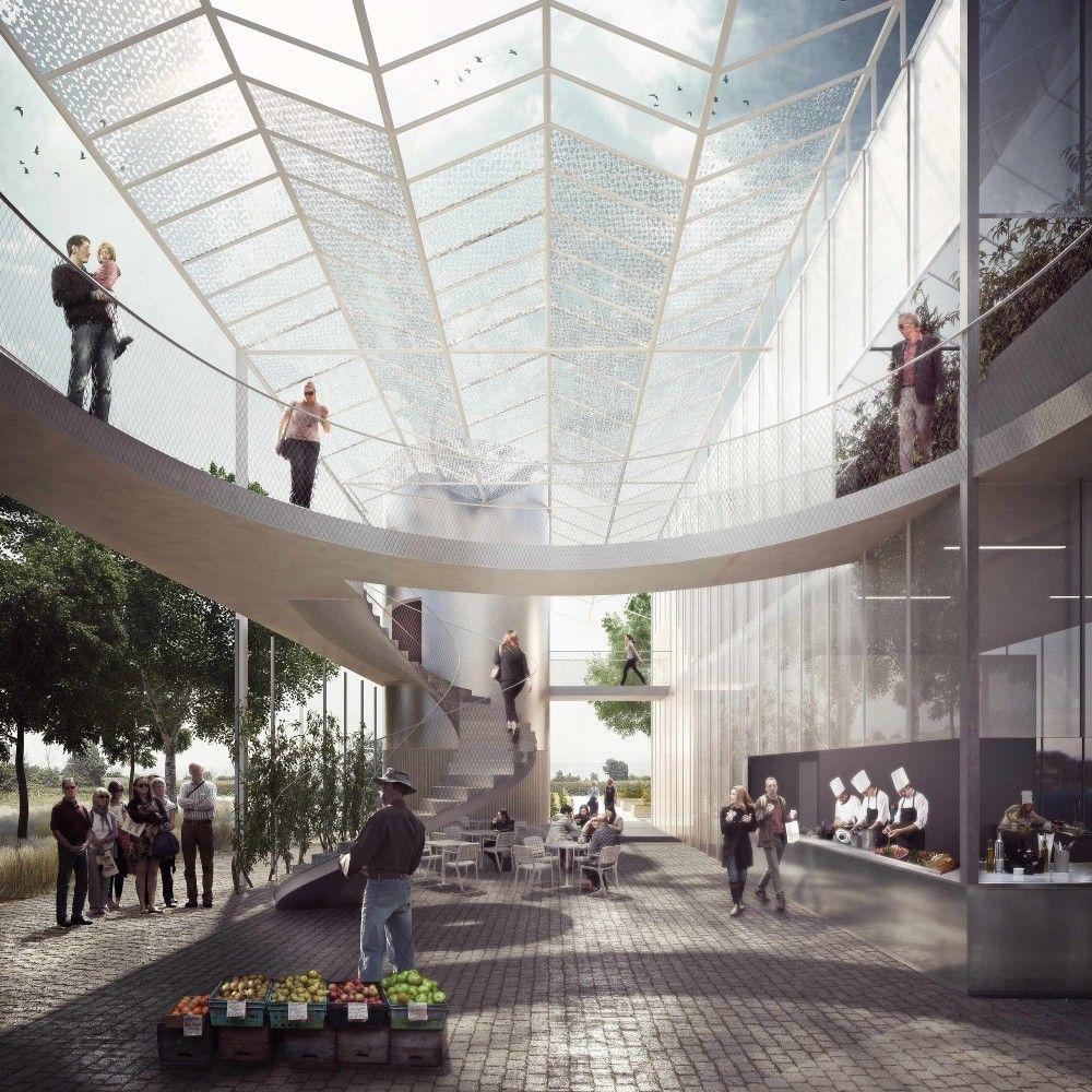 Milan Expo 2015: Shortlisted Designs Revealed for UK Pavilion