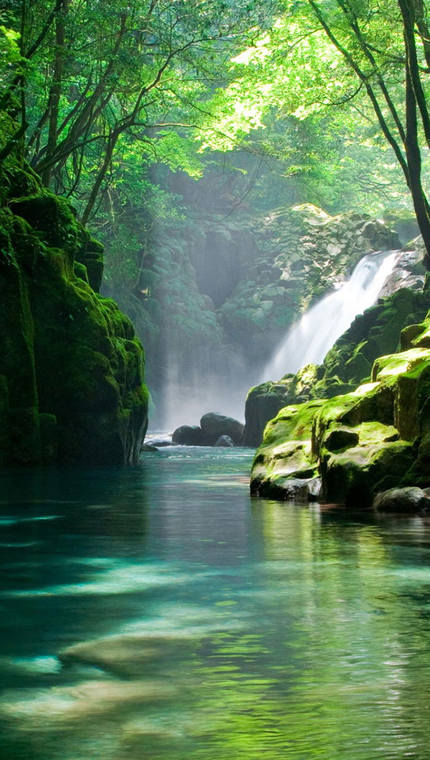 Nature Wallpapers iPhone Android Lindas paisagens