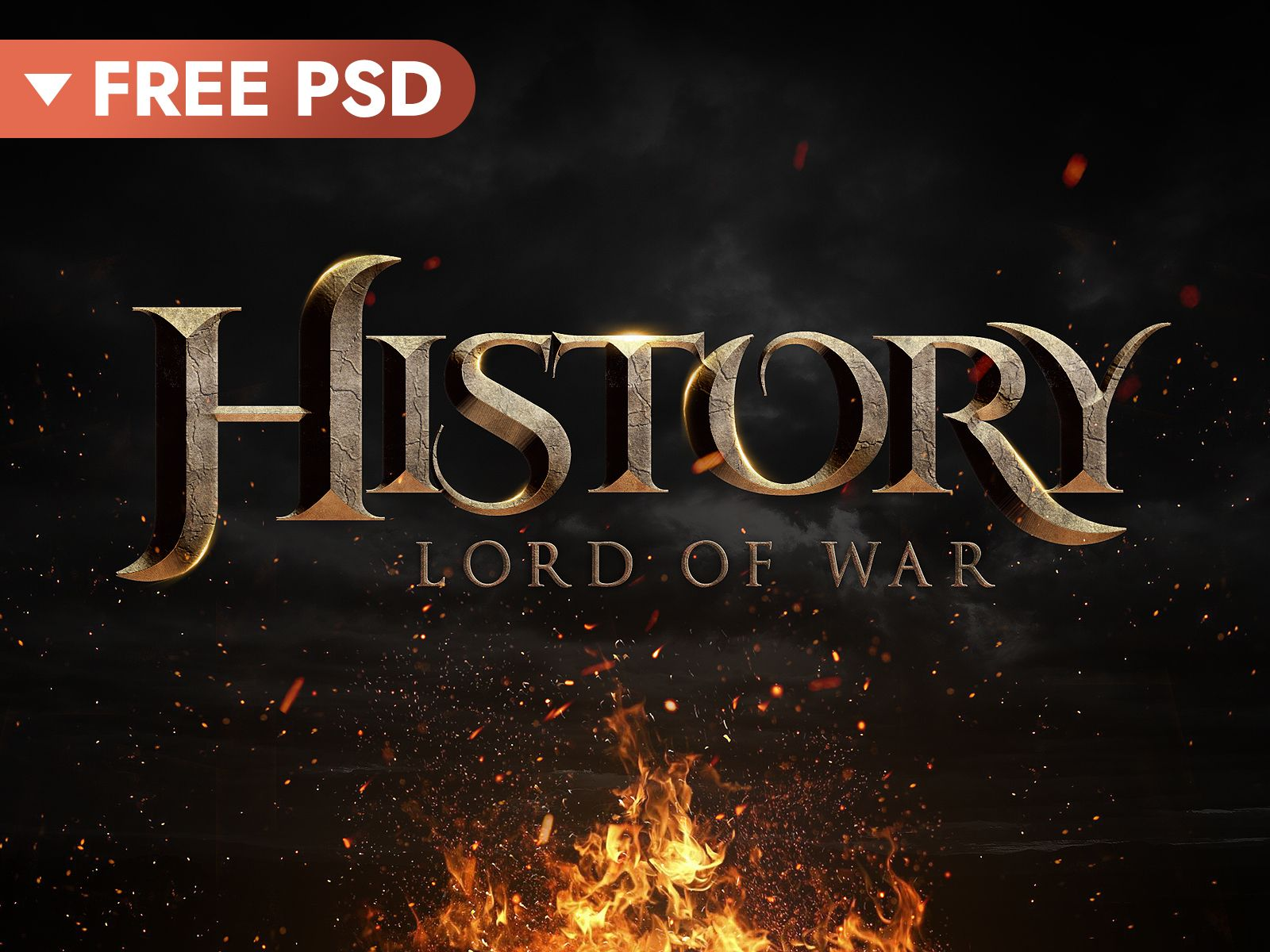 [FREE DOWNLOAD] Epic Cinematic Text Effect 3d text
