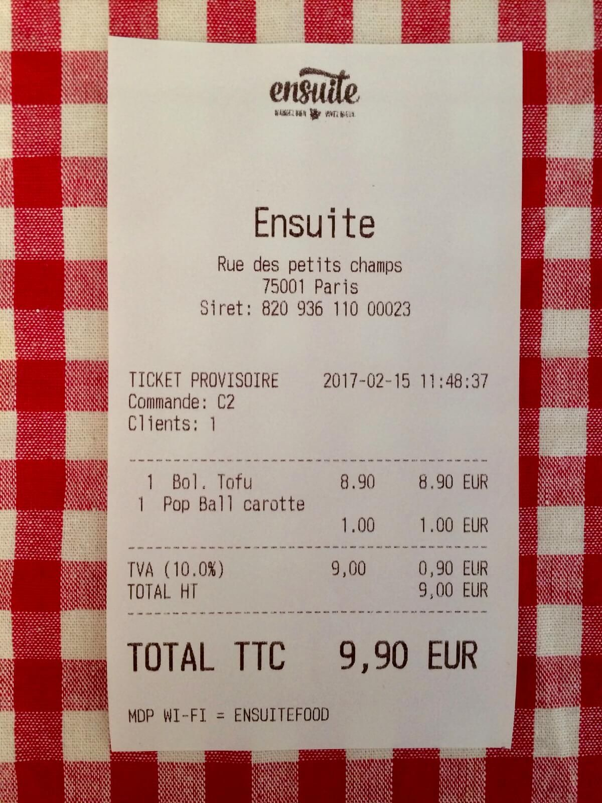 Le Resto Energisant Restaurant Bon Restaurants Paris