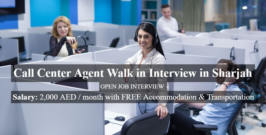 Must Have Hands On Experience As Call Center Agent For At Least 1