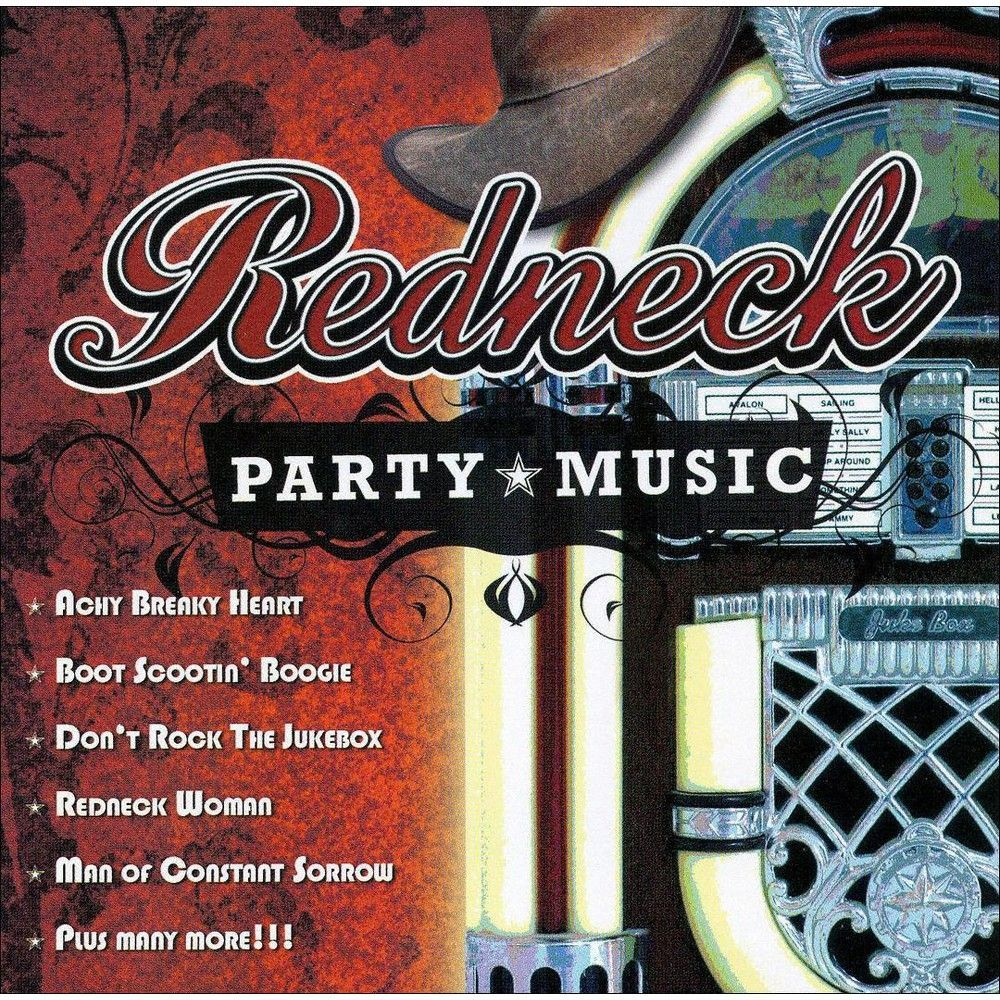 White Trash Christmas Decorations: Redneck Party Music