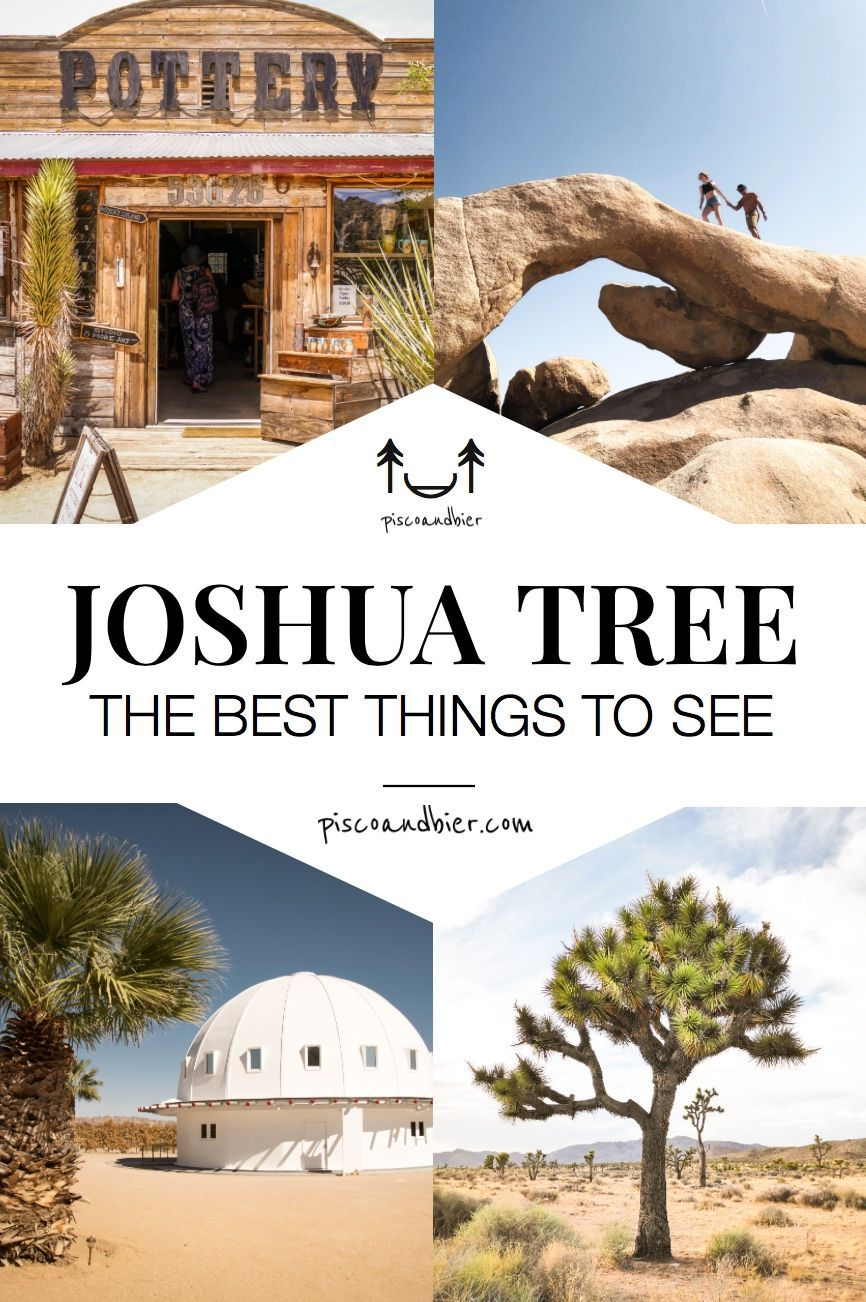 Best Things To Do In Joshua Tree And Around – Dese