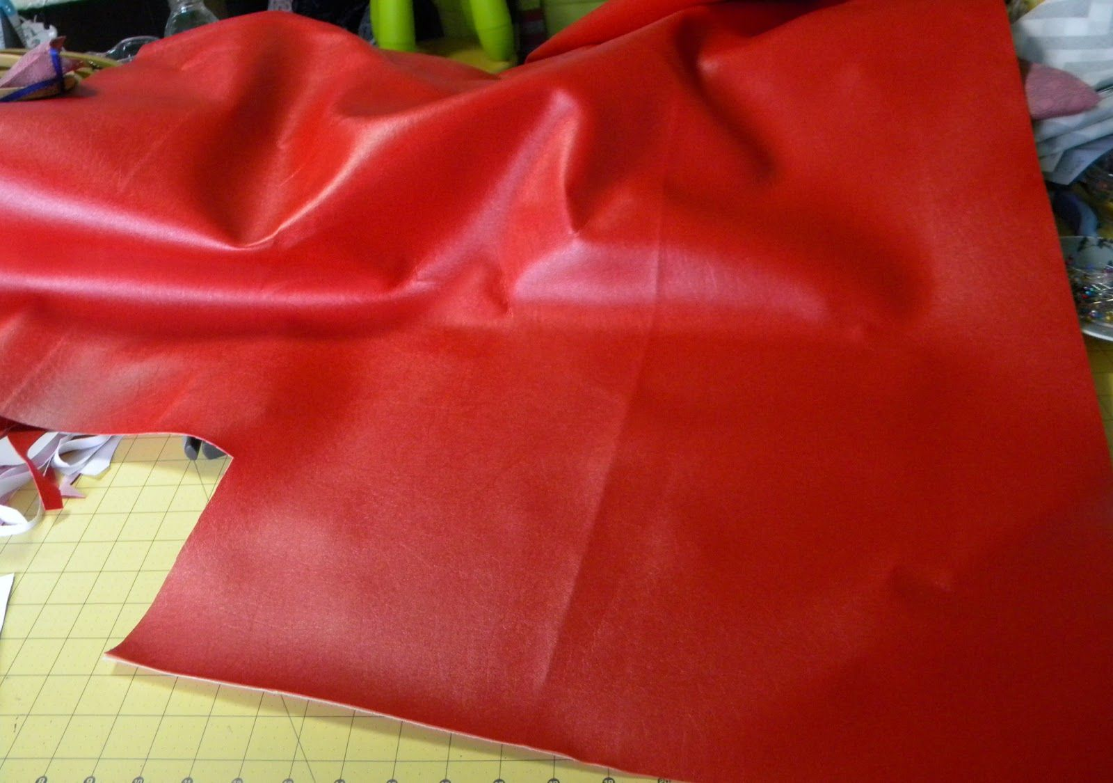 Tips to sewing with Vinyl