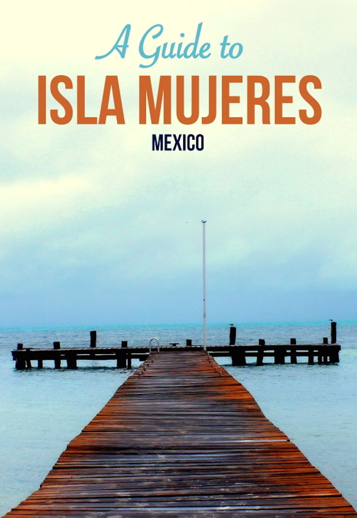 Isla Mujeres is only a short boat ride from Cancun. It's a fantastic island and well worth a visit if you are in the Yucutan area. We spent 4 days on this gorgeous island and wrote a guide about it. You can read it here http://globalhelpswap.com/things-to-do-in-finland/