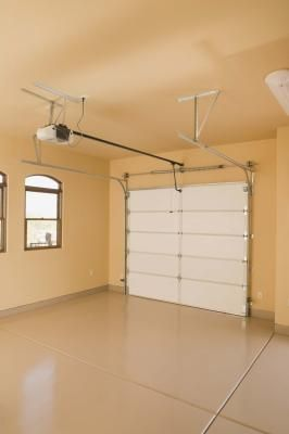Stopping Air Leaks From The Top And Sides Of Overhead Doors Can
